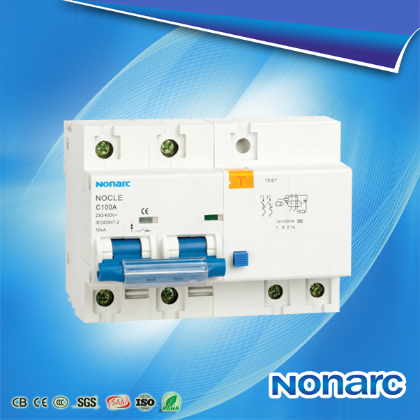NOCLE-125 RCBO 16a